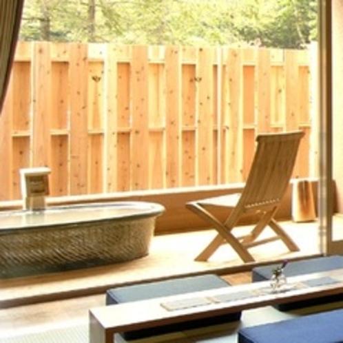 【和風モダン/洋室ツイン+畳リビング】光あふれる日中と照明が灯る夜とではお部屋の印象が一変