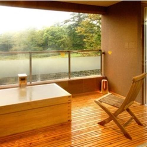 【ZEN/202室 ガクアジサイ】和室8条+前室2畳+広緑