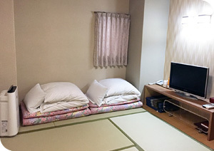 特別和室(4名様ルーム)