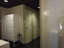 カプセルのトイレ