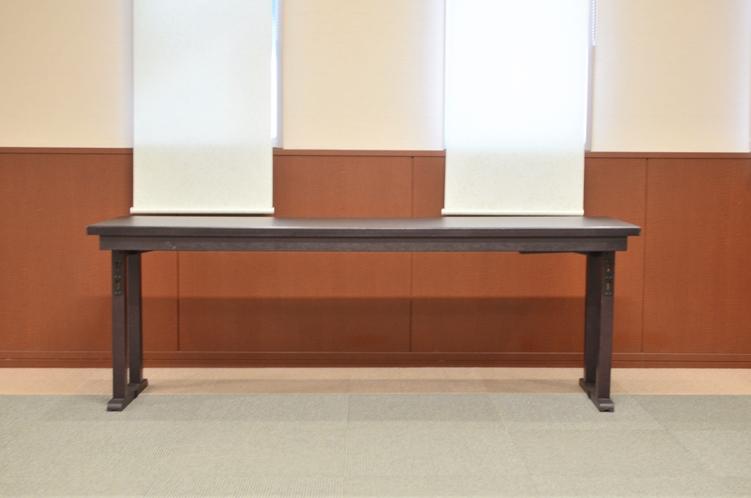 会議室貸出アイテム「机・椅子」