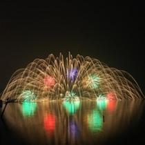 水郷祭花火2