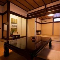 【特別室】《狐篷庵》客室一例