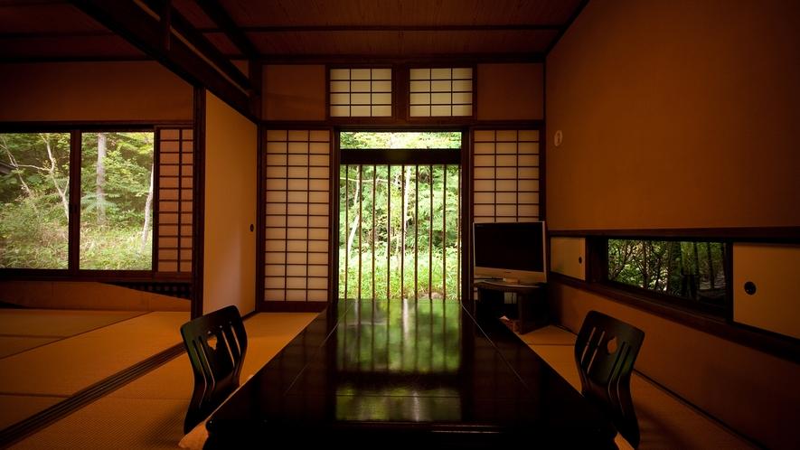 【特別室】《笑意軒》客室一例