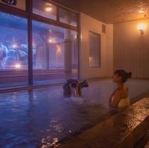 女子大浴場『茜の湯』