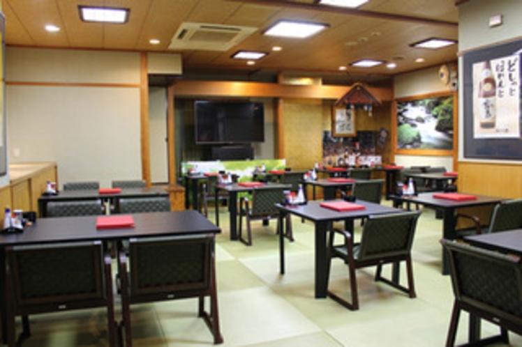 レストラン楽座