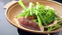 *【夕食(一例)】旬の食材を使ったお食事をお楽しみください。