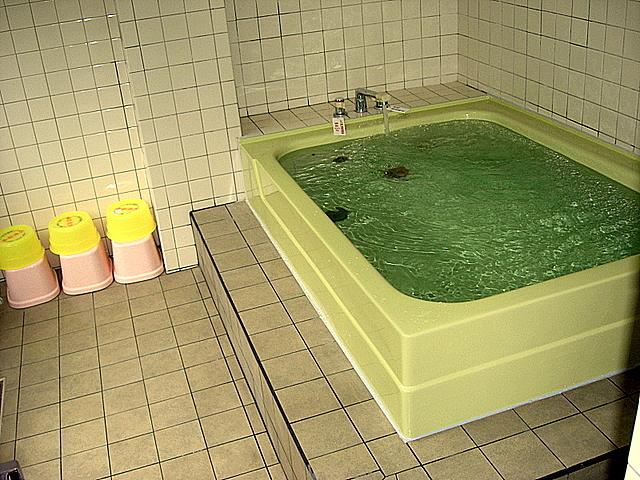浴室の一部