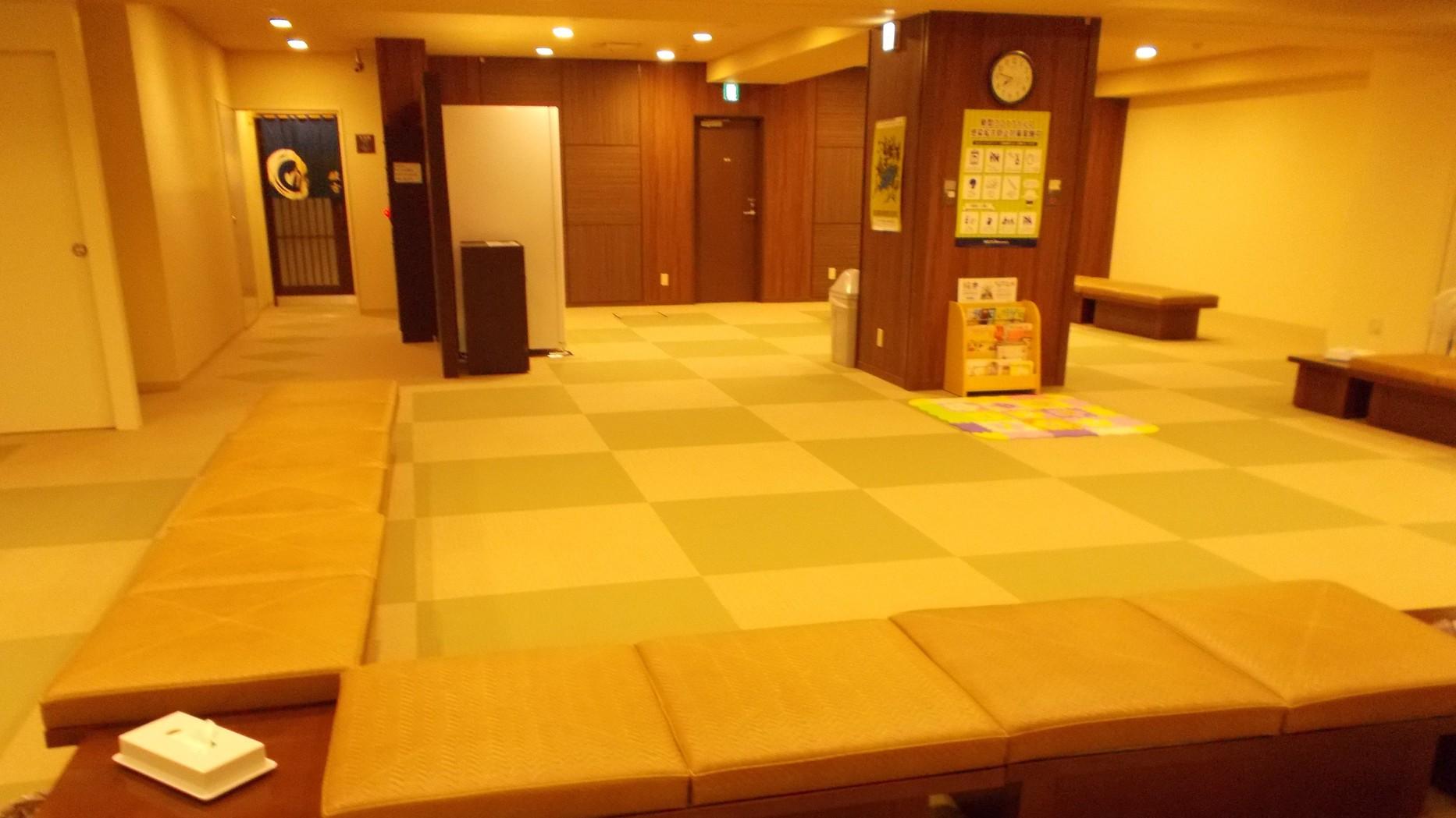 14階リラクゼーションスペース
