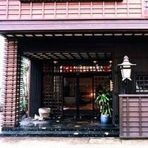 【外観】天草下田温泉一の老舗旅館です
