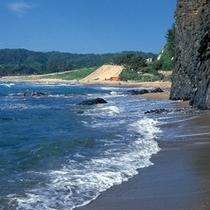 「琴ヶ浜」