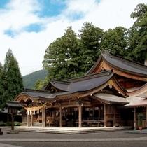 「白山比咩神社」