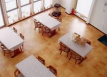 レストラン・ホール