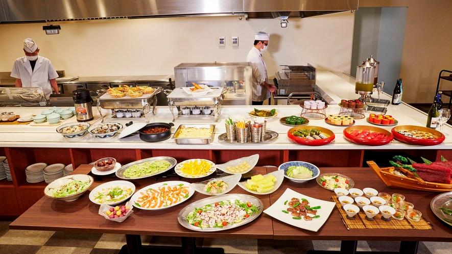 山上館ハーフバイキングレストラングリーンヒルイメージ