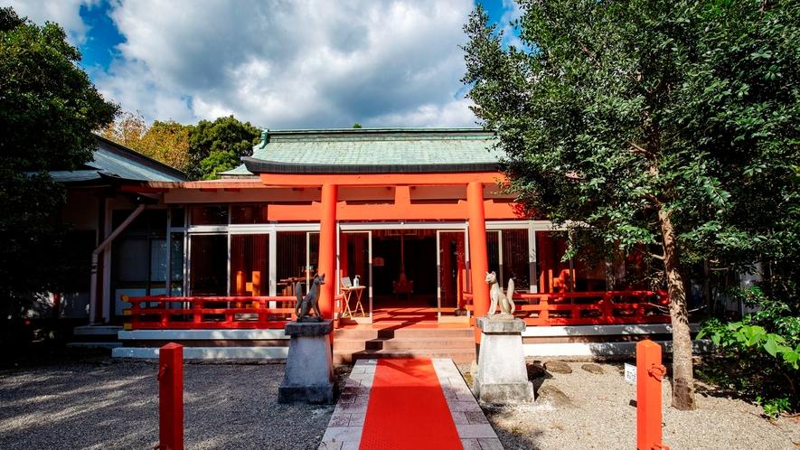 浦島稲荷神社