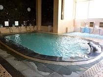 ゆったり温泉大浴場