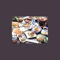 *お夕食(一例)