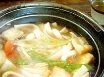 山梨郷土料理ほうとう鍋