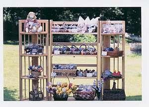 オーナー夫人手作りのパッチワーク小物はお土産に最適