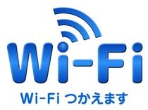 Wi-Fi利用できます。