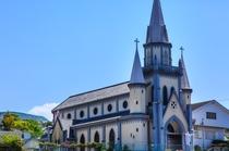 三浦町教会 長崎の教会群