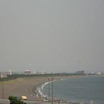 ☆お部屋より北浜海岸