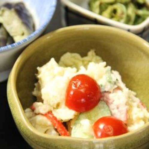 【朝食一例】ポテトサラダ。