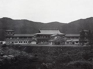昭和32年移築時の龍宮殿