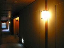 龍宮殿別館 廊下