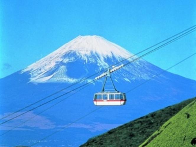 駒ケ岳ロープウェー