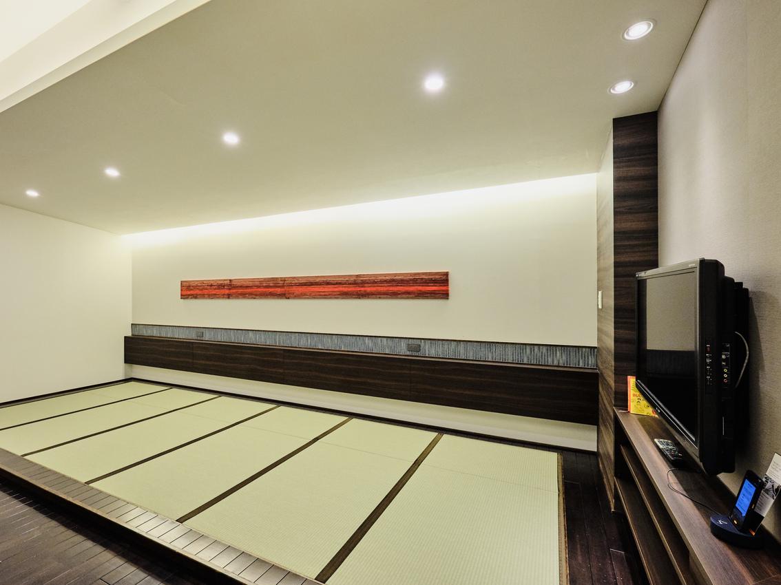 和洋室「楓」階段でしか行けない2Fの部屋