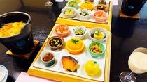*【朝食一例】一日のエネルギーを日本の朝ごはんでしっかり補給しましょう!