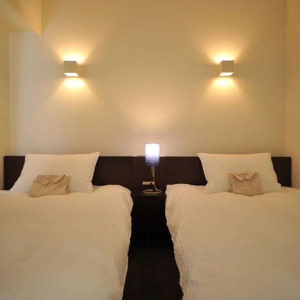 ツインルーム 20 m2