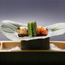 水無月豆腐(初夏)