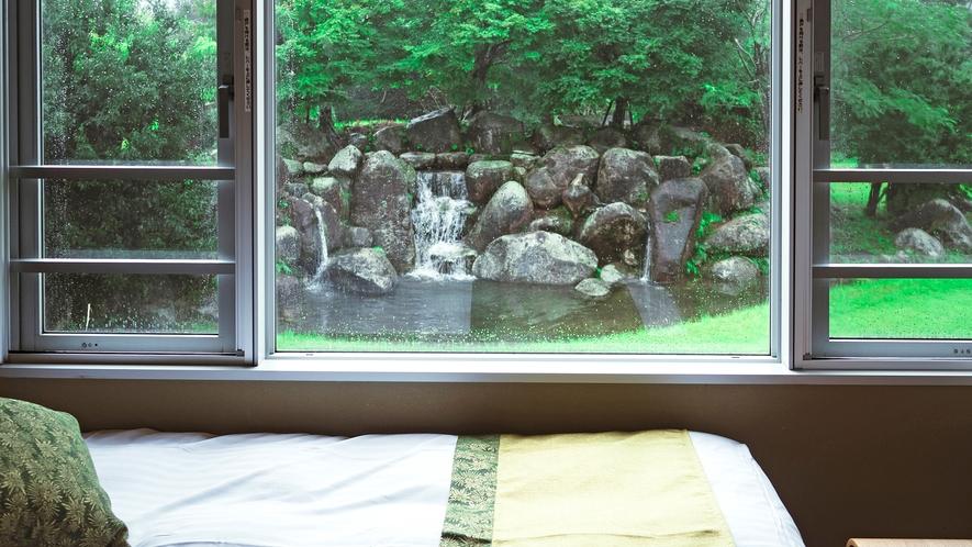 【和室ツイン/トリプル】景観イメージ