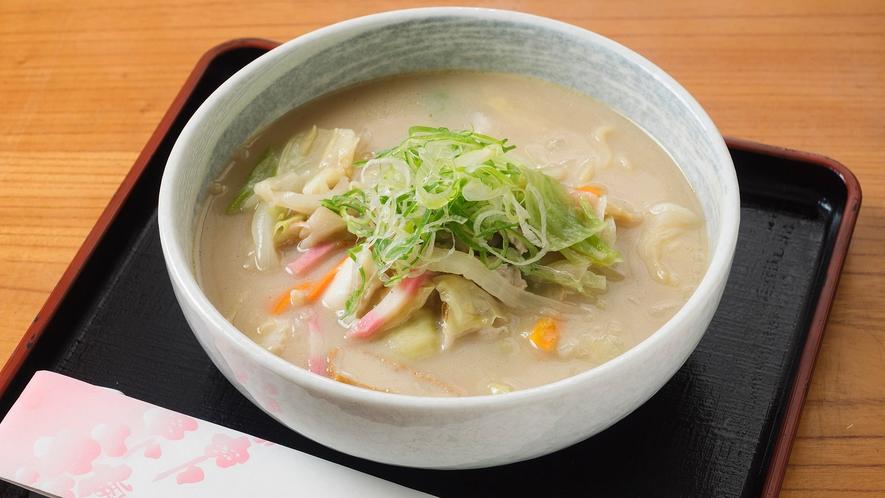 【レストランMENU*東郷ちゃんぽん】ランチ/ディナー