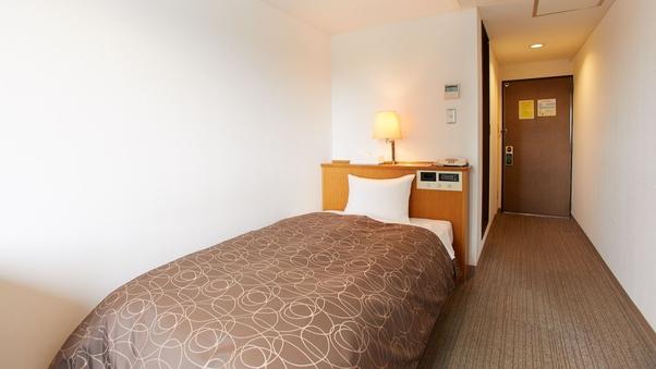 【喫煙】シングルベッドルーム・15平米◆無線LAN完備