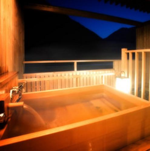 露天風呂付和室(陶器風呂・檜風呂はお選びいただけません)