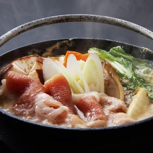 【猪鍋(ししなべ)】