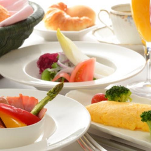 【朝食バイキング】イメージ