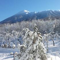 岩手山(冬)