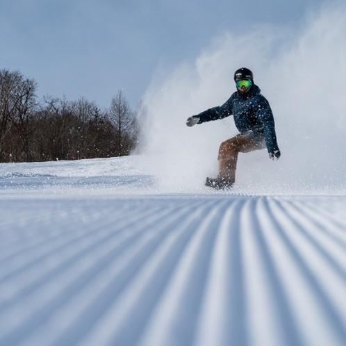【安比高原スキー場】日本有数の規模を誇る安比高原。コースも施設も充実、魅力満載のスキーリゾート。