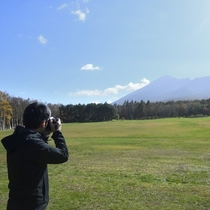 【岩手県民の森】岩手八幡平に来たら、岩手山を撮りましょう。日ごとに時間ごとに表情が変わるんですよ。