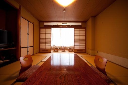 和室8畳【海の見える客室】