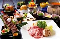 和食会席料理(一例)