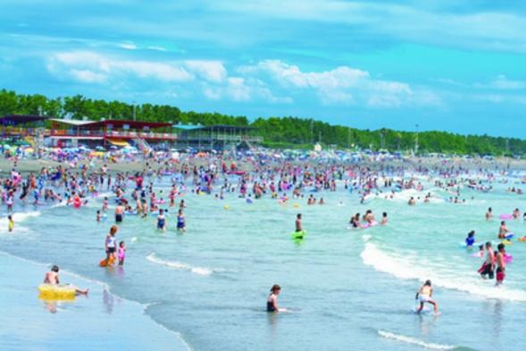 ☆夏休み☆海にプールにリゾート満喫♪1泊2食付ブッフェプラン【平日・日曜】