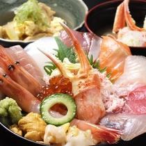 【2階和食割烹彩旬】海鮮丼