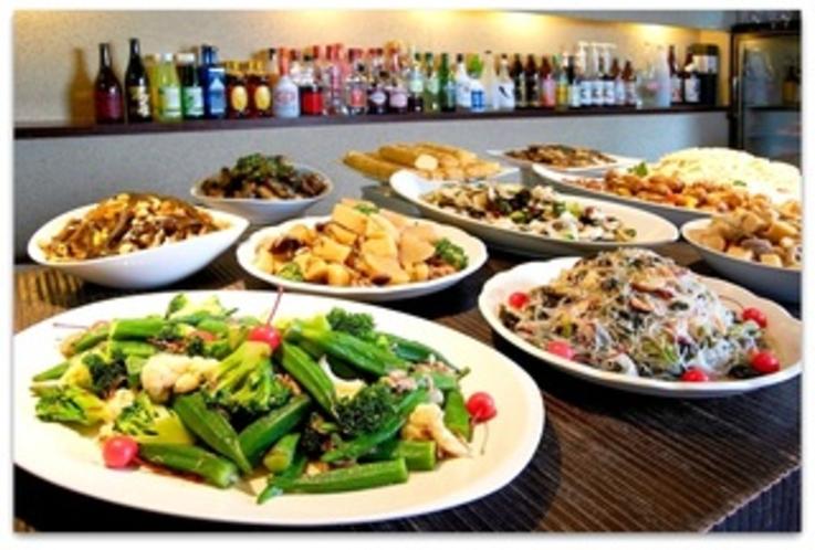◇朝食一例◇栄養バランスを考慮した和食中心のバイキングスタイル♪