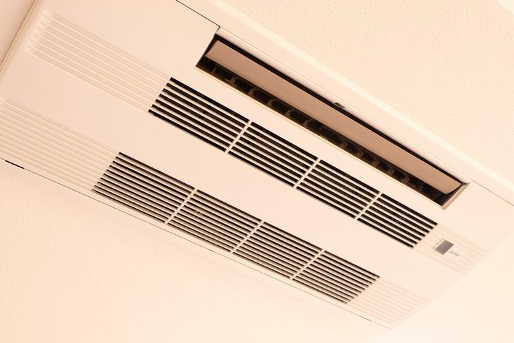 ◇個別空調◇ 一括管理個別エアコン完備で季節を問わず快適利用可能