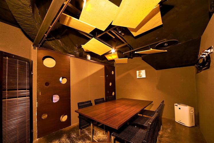 ◇レストランあんざ個室◇ ★人気の個室★
